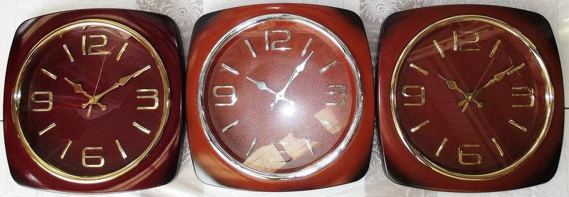 Часы настенные GoTime  для дома и офиса GT-4003WS, фото 2