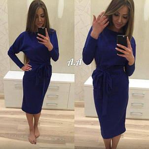 Платье женское 48-52 р батал длинна 110см в ассортименте, фото 2