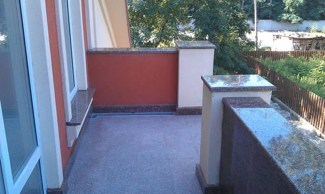 Крылечки и балкон, с.Гора (Киевская область) 34