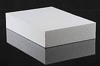 Пенопласт теплоизоляционный Марка-25 / 20 мм (1м*1м)