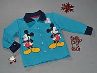 """Рубашка """"Микки"""" (2 года)"""