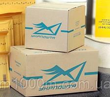 Коробка УкрПочты