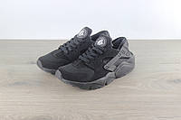 Кроссовки Nike Air Huarache Black   реплика, фото 1