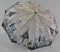 """Женский зонт полуавтомат """"город"""" на 10 спиц от фирмы """"SL"""""""