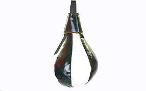 Груша набивная Каплевидная подвесная SPORTKO UR GP-1 (PVC, нап.-древ.опилки, d-24см,l-50см,вес-5кг)