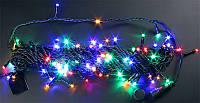 """Гирлянда уличная """"WP"""" LED 200 RGB водонепроницаемая, с соединением (ч/п)"""