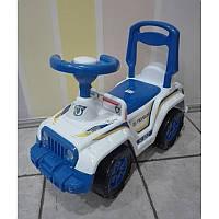 Детская каталка-толокар «Полиция» 4 х 4 549 Орион