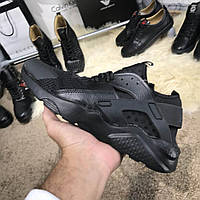 Кроссовки Nike Air Huarache Ultra Black   реплика, фото 1