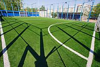 Строительство мини футбольных полей
