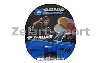 Накладка на теннисную ракетку DONIC (2шт) MT-752575 CHAMPION 700 (резина, губка)