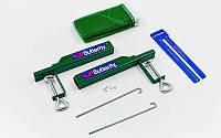 Сетка для настольного тенниса с винтовым креплением BUTTERFLY 70260136 (металл, NY, упак. блистер)
