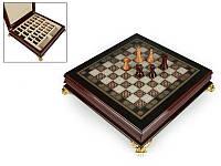 Игра настольная шахматы Lefard 31х31 см 176-026