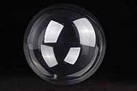 Воздушный шар абсолютно прозрачный 45 см