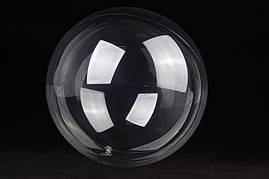 Воздушный шар баблс абсолютно прозрачный 25 см