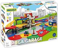 Мега гараж с лифтом 3 уровня 7,2 метра Wader (50320) (36354)