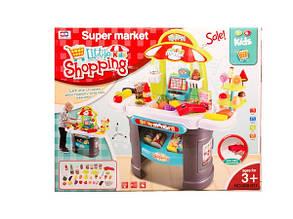 Игровой набор Супермаркет со сканером