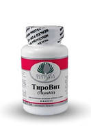 Тировит, поддержка щитовидной железы.