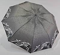 """Зонт женский полуавтомат """"цветок"""" на 9 спиц из стеклопла́стика от фирмы """"MaX"""""""