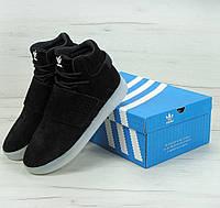 Кроссовки Adidas Tubular Invader Strap. Живое фото. (адидас тубулар)