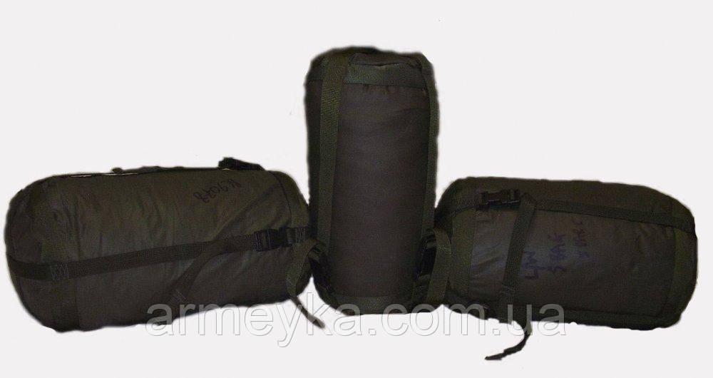 Компрессионный мешок для летнего спального мешка. ВС Великобритании, ригинал