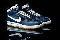 Зимние ботинки Nike Lunar Military - Прескожа,текстиль,  искусственный мех,подошва пена+резина, р-ры 41-44