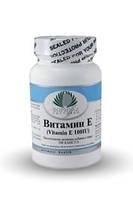 Витамин Е, 100 МЕ, жирорастворимый антиоксидант. Альтера Холдинг.
