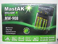 Интеллектуальное зарядное устройство Mastak MW-908