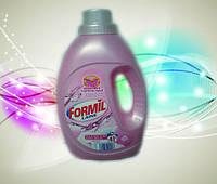 Гелеобразный стиральный порошок Formil laine 1,5л.(Для шерсти) Германия