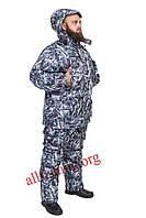 "Зимний костюм для рыбалки ""Белый камыш"", фото 1"