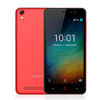 Смартфон Doopro P3 1/8gb Red 4200 мАч Mediatek MT6580