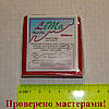 Полимерная глина LEMA Glitter (Лема глиттер), гліттер рубін (рубин) , 64 г