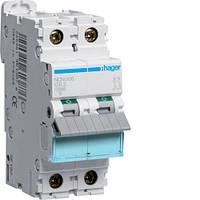 Автоматический выключатель 2P 10kA C-16A 2M