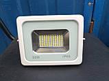 Прожектор світлодіодний RIGHT HAUSEN LED 50W 4000 Lm 6500K IP65 білий, фото 6