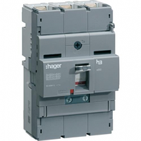 Автоматический выключатель x250, In = 125А, 3п, 40kA, Трег. / Мрег.