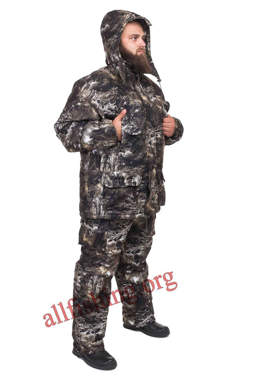 """Зимний костюм для рыбалки и охоты """"Лесник"""""""