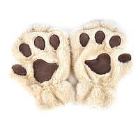 Перчатки лапки