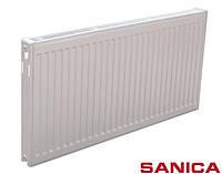 Стальной радиатор SANICA т11 500x800 бок. подкл.