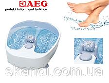 Гидромассажная  Ванночка для ног AEG (Оригинал) Германия