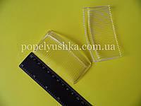 Гребінь пластиковий 8,5 см