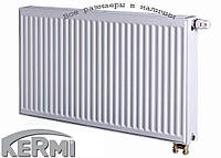 Стальной радиатор KERMI т22 500x900 нижнее подключение