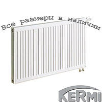 Стальной радиатор KERMI т12 600x800 нижнее подключение