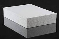 Пенопласт теплоизоляционный Марка-25 \ 100 мм 1м*1м
