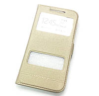 Чехол-книжка Momax для Lenovo S820 Gold