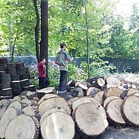 Распиловка дров
