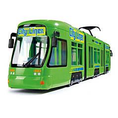 Трамвайний зелений Дікі 46 см Dickie 3749005_ZIE