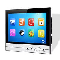 """Видео-домофон V90 цветной экран 9""""+ запись видео на карту памяти"""