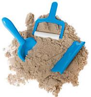 Кинетический песок для детей + набор инструментов