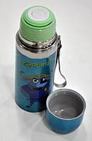 Вакуумный термос с клапаном детский - Зоотрополис (Зверополис)