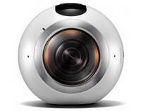 Видеокамера Samsung Gear 360 White (SM-C200NZWASEK)