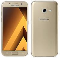 Смартфон Оригинал Samsung A320F Galaxy A3 2017 (SM-A320FZDD) Gold